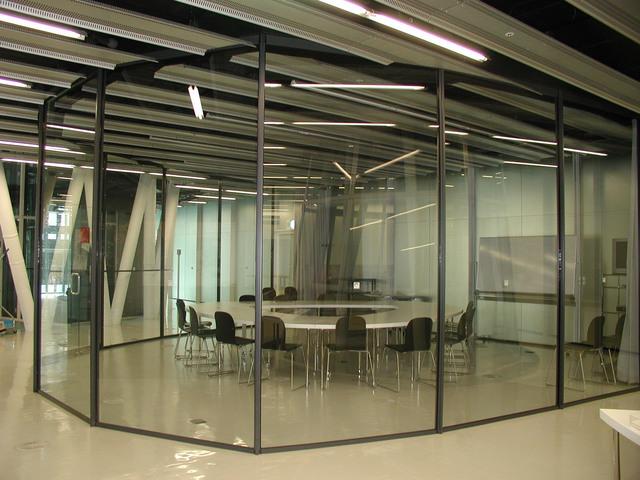写真:会議室